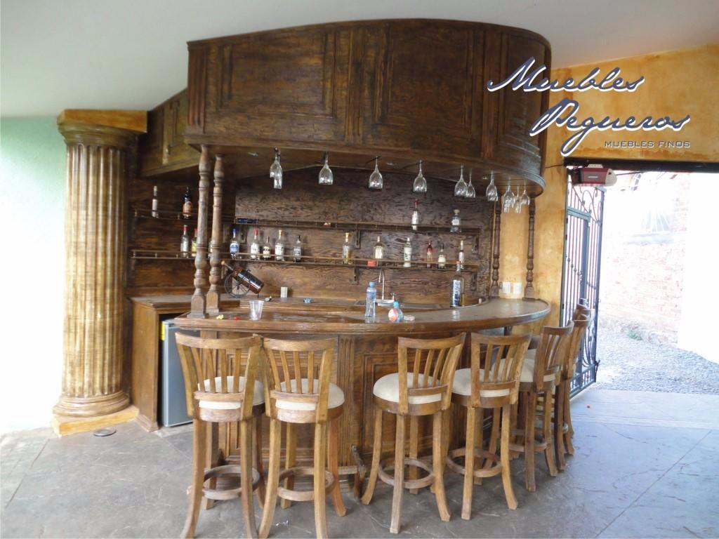 Cantinas y bares de madera for Bares prefabricados de madera