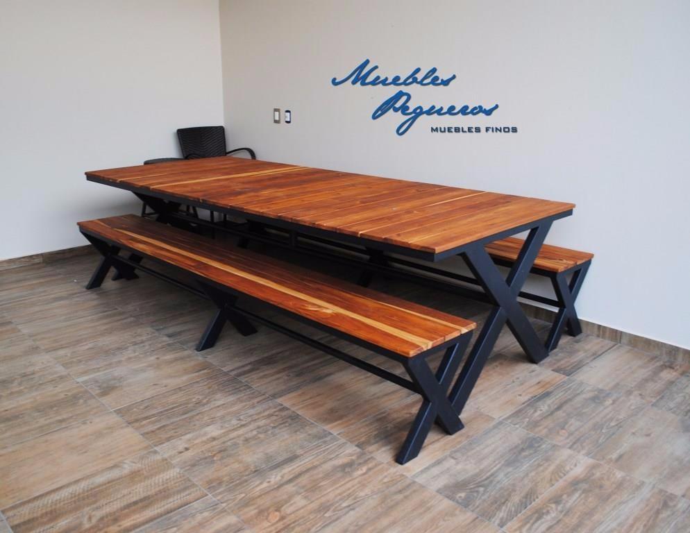 Muebles para terraza muebles de madera para terraza for Muebles de terraza madera
